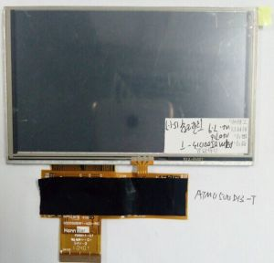 "5"" IPS TFT Display with Resistive Touch Panel, 800X480, RGB: ATM0500d19e-T pictures & photos"