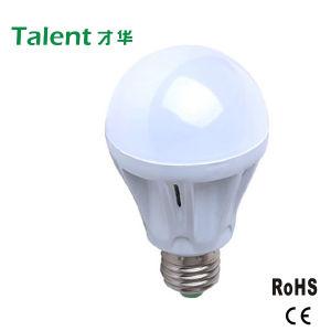 220V 7W E27 Plastic LED Bulb