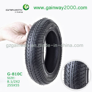J-810 Baby Stroller Tyre/High Quality Chinase Black Bicycle Tyre