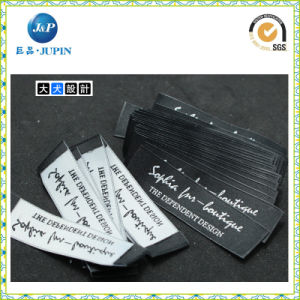 Wholesale Custom Colorful High Density Woven Label in Garment Label (JP-CL088) pictures & photos
