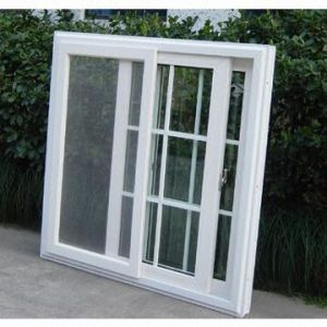 Topbright High Quality PVC Sliding Window for Sale pictures & photos