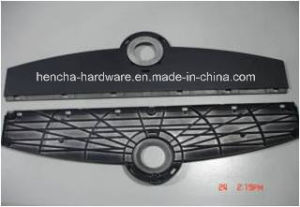 Aluminum Metal Alloy Casting (Black)