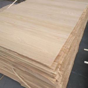 Oak Faced Veneer Plywood Fancy pictures & photos