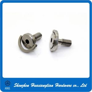 China Manufacture Hex Socket Ring Screw pictures & photos