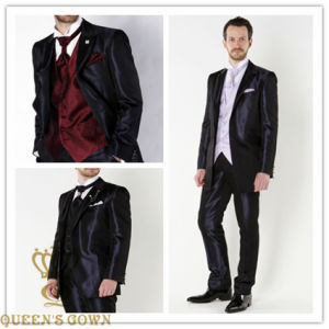2015 Groom Suit Wedding Dress Business Casual Career Interview