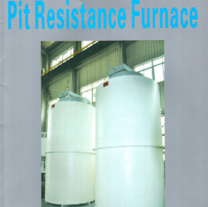 High Temperature Pit Resistance Furnace