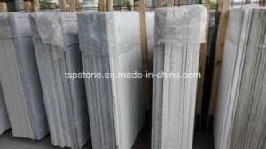 White Sparkle Quartz Slab for Tile, Countertops, Vanitytop pictures & photos
