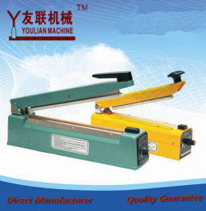 Hand Impulse Sealing Machine (PFS Series) pictures & photos