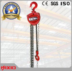 Kixio Brand 0.5 Ton Lifting Hoist Manual Chain Block pictures & photos