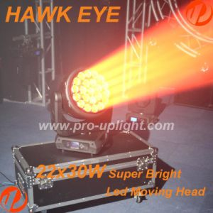 Rotation Big Bee Eye 22X30W LED Hawk Eye pictures & photos