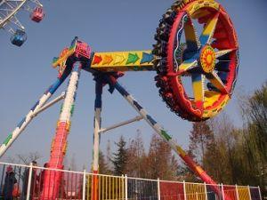 Big Thrill Ride Playground Amusement Equipment Rides Big Pendulum (Upper transmission) Hot Sale in India pictures & photos
