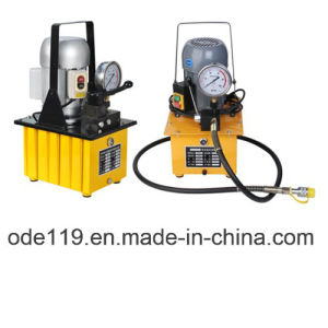Zcb-700A Professional Motor Single Circuit Hydraulic Pump pictures & photos