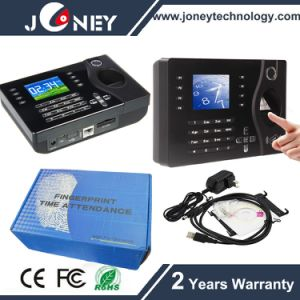 Biometric Fingerprint ID Card Reader Time Attendance Employee Recorder pictures & photos