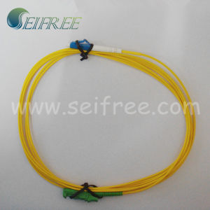 E2000-LC Connector Fiber Optic Patch Cord Cable pictures & photos