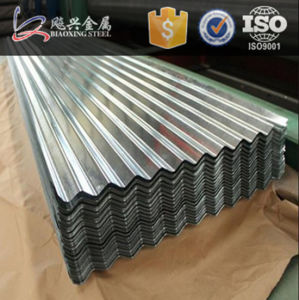 China Long Span Black Corrugated Metal Roofing Sheet pictures & photos