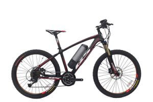 27.5 Inch Carbon Fiber Electric Bicycle E Bike pictures & photos