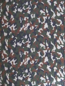 Oxford 600d/900d PVC/PU Printing Camouflage Polyester Fabric pictures & photos