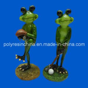 3D Cartoon Animal Frog pictures & photos