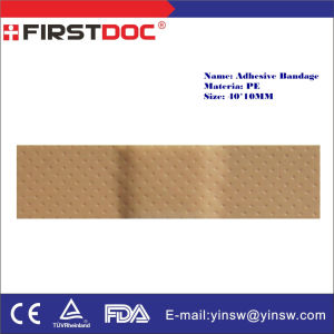 Medical Supply 40X10mm PVC Skin Band-Aid Adhesive Bandage Plastic Strips pictures & photos