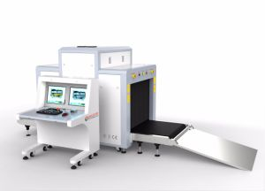 High Resolution Luggage Detector X-ray Screening System for Logistics SA10080 pictures & photos