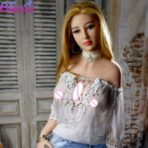 163cm Big Breast Ass Skinny Waist Silicone Real Sex Doll pictures & photos