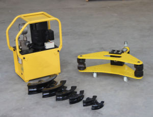 Hydraulic Pipe Bending Machine/ Hydraulic Pipe Bender (SOV-DWG) pictures & photos
