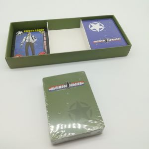 Printing a Fast Paced Strategic Cards Game Set Full of Battles and Deception Yh340 pictures & photos