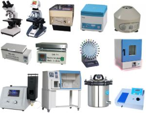 Laboratory Centrifuge with Digital Display 6*20ml Tube pictures & photos