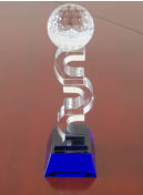 Fantastic Crystal Trophy pictures & photos