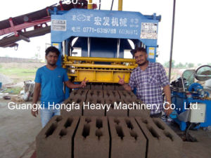 Automatic Stable Cement Block Machine Brick Machine Block Forming Machine pictures & photos