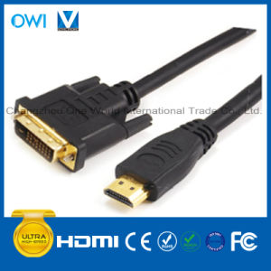 19pin Plug to DVI Plug Digital Cable pictures & photos
