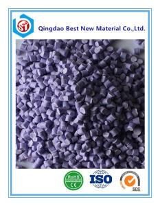 Purple Masterbatch Used for Plastic Injection Molding Products pictures & photos