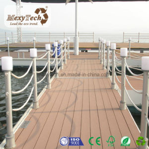 Outdoor UV Resistance WPC Composite Decking Floor pictures & photos