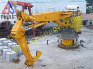 Marine Crane Deck Crane Offshore Crane Telescopic Boom Crane pictures & photos