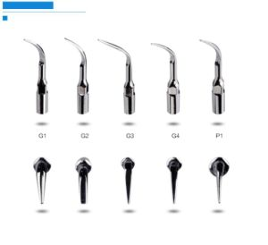 Ultrasonic Scaler Scaling Tip G1 for Woodpecker EMS Handpiece Original pictures & photos