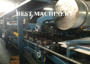 Roof Sheet Rock Wool Sandwich Panel Machine pictures & photos