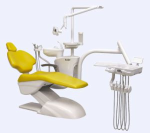 Fashion and Comfortable Integral Dental Chair with Ce Approval (ZC-S300) pictures & photos