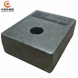 Customized Railway Forging Forged Carbon Steel Part pictures & photos