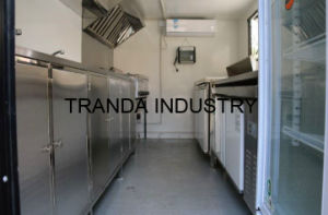 Mobile Food Cart Food and Beverage Kitchen Food Truck pictures & photos