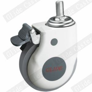 Medical Caster Wheel Without Brake (G5301) pictures & photos