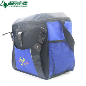 600d Polyester Picnic Cooler Bags Promotion Cooler Bags for Outdoor pictures & photos