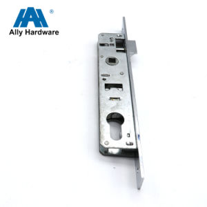 Mortise Door Lock (LB-20X85mm) with Iron Plate pictures & photos