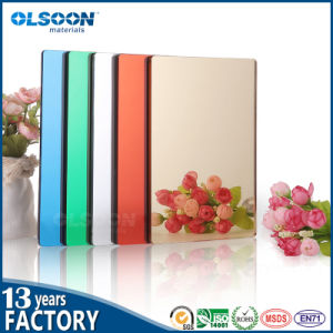 Olsoon Customized Home Wall Mirror Decoration Acrylic Decorative Mirror pictures & photos