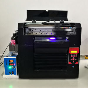 2017 Chinese Inkjet Anything Flatbed Print Machine Cheap Price pictures & photos