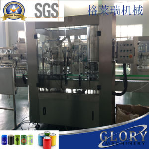 Automatic Soda Can Beverage Filling Machine pictures & photos