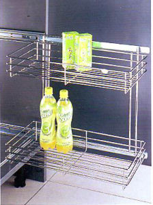 Stainless Steel Side Drawer Basket, Kitchen Hardware pictures & photos