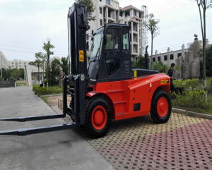 13ton Heavy Duty Diesel Forklift pictures & photos