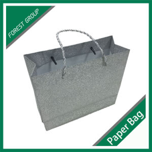 White Paper Shopping Bags with Handle pictures & photos