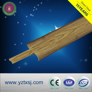 Top Quanlity Plastic Construction PVC Skirting Board pictures & photos