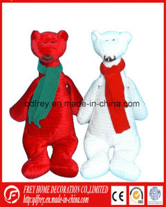 New Customized Teddy Bear Toy with Scarf pictures & photos